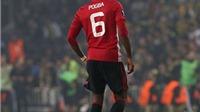TIẾT LỘ: Pogba đã nén đau để đá với Swansea