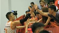 Danang Dragons đặt một tay vào chức vô địch VBA 2016