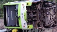 Anh bắt giữ lái tàu trong vụ tai nạn tàu điện nghiêm trọng