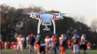 Tuyển Malaysia dùng flycam khi tập luyện, hy vọng gây 'sốc' tại AFF Cup