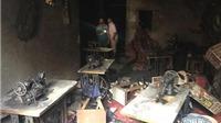 CHẬP ĐIỆN: Xưởng may bốc cháy, ít nhất 15 người thiệt mạng ở Ấn Độ
