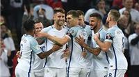 Anh 3-0 Scotland: Ba cái lắc đầu giúp Tam sư xây chắc ngôi đầu