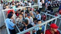 Tuyển Việt Nam gây 'sốt', sân Cần Thơ nêm chặt CĐV