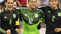 Báo Anh gọi tên Donald Trump sau trận Mỹ thua Mexico