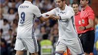 Real Madrid: Alvaro Morata tìm chỗ đứng trong cái bóng của Benzema
