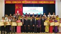 42 thầy cô giáo 'cắm đảo' về Hà Nội nhận vinh danh