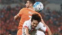CHOÁNG với thống kê về lương bổng của giải vô địch Trung Quốc