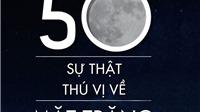 1 ngày dài 708 tiếng và 50 sự thật về mặt trăng