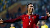 CẬP NHẬT sáng 14/11: Ronaldo lập cú đúp. Mourinho 'song hành' với Pique. Hazard chấn thương