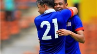Đối  thủ của tuyển Việt Nam giảm áp lực sau trận thắng Papua New Guinea 2-1