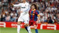 Đội hình khó nhằn nhất mà Carles Puyol từng đối đầu vắng bóng Cristiano Ronaldo