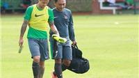 'Sao' tuyển Indonesia chấn thương, lỡ hẹn AFF Suzuki Cup 2016