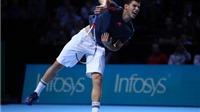 ATP World Tour Finals vòng 2: Djokovic giành vé đầu tiên vào Bán kết