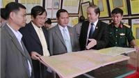 Triển lãm 'Hoàng Sa, Trường Sa của Việt Nam - Những bằng chứng lịch sử và pháp lý' tại Thái Nguyên
