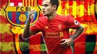 Tại sao Liverpool nên chấp nhận bán Coutinho cho Barca?
