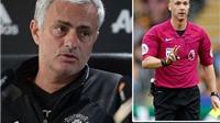 Hé lộ nguyên nhân án phạt của Mourinho