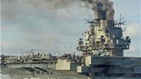 Kết thúc chiến dịch 'hủy diệt' IS, tàu sân bay Nga sẽ được nâng cấp