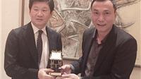 LĐBĐ Hàn Quốc tiếp tục hỗ trợ bóng đá Việt Nam