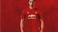 Man United có thể mất 20 triệu bảng/năm từ adidas