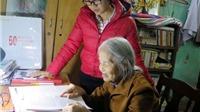 Nhà giáo Vinh Hương: 'May mắn và vinh dự nhất đời tôi là 5 lần được gặp Bác Hồ'