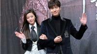 Lee Min Ho trong 'Huyền thoại biển xanh' với chân dài chân ngắn