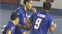 Thái Lan đang mệt mỏi, 3-4-1-2 và con dao hai lưỡi