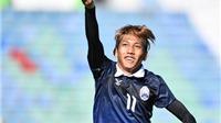 'Messi' Chan Vathanaka tỏa sáng, Campuchia vẫn thua Malaysia