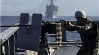 Tàu chiến Mỹ vẫn 'tấp nập' tới Philippines trong năm 2016