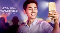 Trung Quốc 'cấm cửa' Song Joong Ki, hãng Vivo 'vạ lây'
