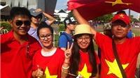 Gặp CĐV lão làng chưa bỏ lỡ một trận đấu nào của tuyển Việt Nam ở Myanmar