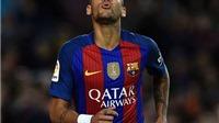 Neymar dính tai nạn xe hơi trước trận gặp Sociedad