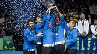 Argentina ngược dòng ngoạn mục, lần đầu lên đỉnh tại Davis Cup