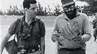 Bộ ảnh độc đáo về cựu Chủ tịch Cuba Fidel Castro chưa từng công bố