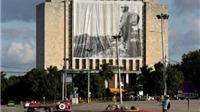 Tang lễ Lãnh tụ Fidel: Sẽ có lễ viếng tập thể tại Quảng trường