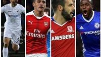 Đội hình tiêu biểu Premier League vòng 13 tôn vinh người khiến Man United mất điểm