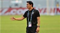 HLV Kiatisuk: Thái Lan đặt mục tiêu vô địch Châu Á chứ không dừng lại ở AFF Cup