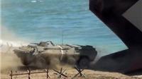 Nga tung video 'khoe' vũ khí tối tân, thủy quân lục chiến tinh nhuệ