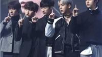 Nhóm B1A4 phát hoảng vì bị nữ diễn viên hài quấy rối tình dục
