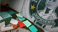 Chapocoense được đối thủ nhường chức vô địch Copa SudAmericana