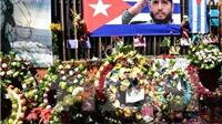 Mỹ không cử phái đoàn chính thức tới tang lễ Lãnh tụ Cuba