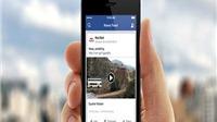 Tắt ngay tính năng phát video tự động trên facebook