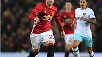 ĐIỂM NHẤN Man United 4-1 West Ham: Mourinho không thể loại bỏ Mkhitaryan. Hàng công rất mạnh
