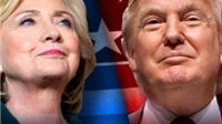 Số phiếu phổ thông của bà Clinton tăng vọt; ông Trump vẫn 'bình chân'?