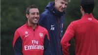 Arsene Wenger lại ĐAU ĐẦU với nạn chấn thương của Arsenal