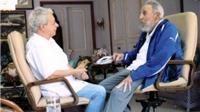 Tiến sĩ thần học Frei Betto: 'Fidel, người bạn của tôi'