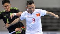 Futsal Việt Nam thắng sốc Mexico