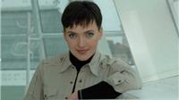 Nữ phi công Ukraine xinh đẹp cáo buộc Nga sẽ 'tiến tới tận Anh'