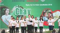 Gần 2,7 tỷ đồng cho 'Chạy vì trái tim 2016' ở Hà Nội