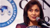 Tổng thống Philippines Duterte cấm nữ phó Tổng thống xinh đẹp họp nội các