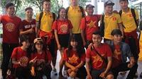 Tuyển Việt Nam về đến Hà Nội, Minh Tuấn trở lại